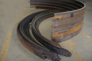 Steel Profile and Section Bending Service