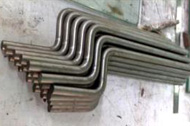 Metal Bar and Flat Bending Service