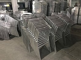 Aluminum Chairs Frame