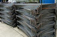 Welding and Fabrication for Steel Pallet