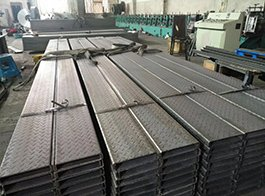 Steel C Type Channels