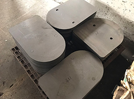 Steel Table Panels