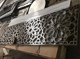 Aluminum Decorative Screens