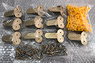 Stamping and Assembly for Steel Hooks